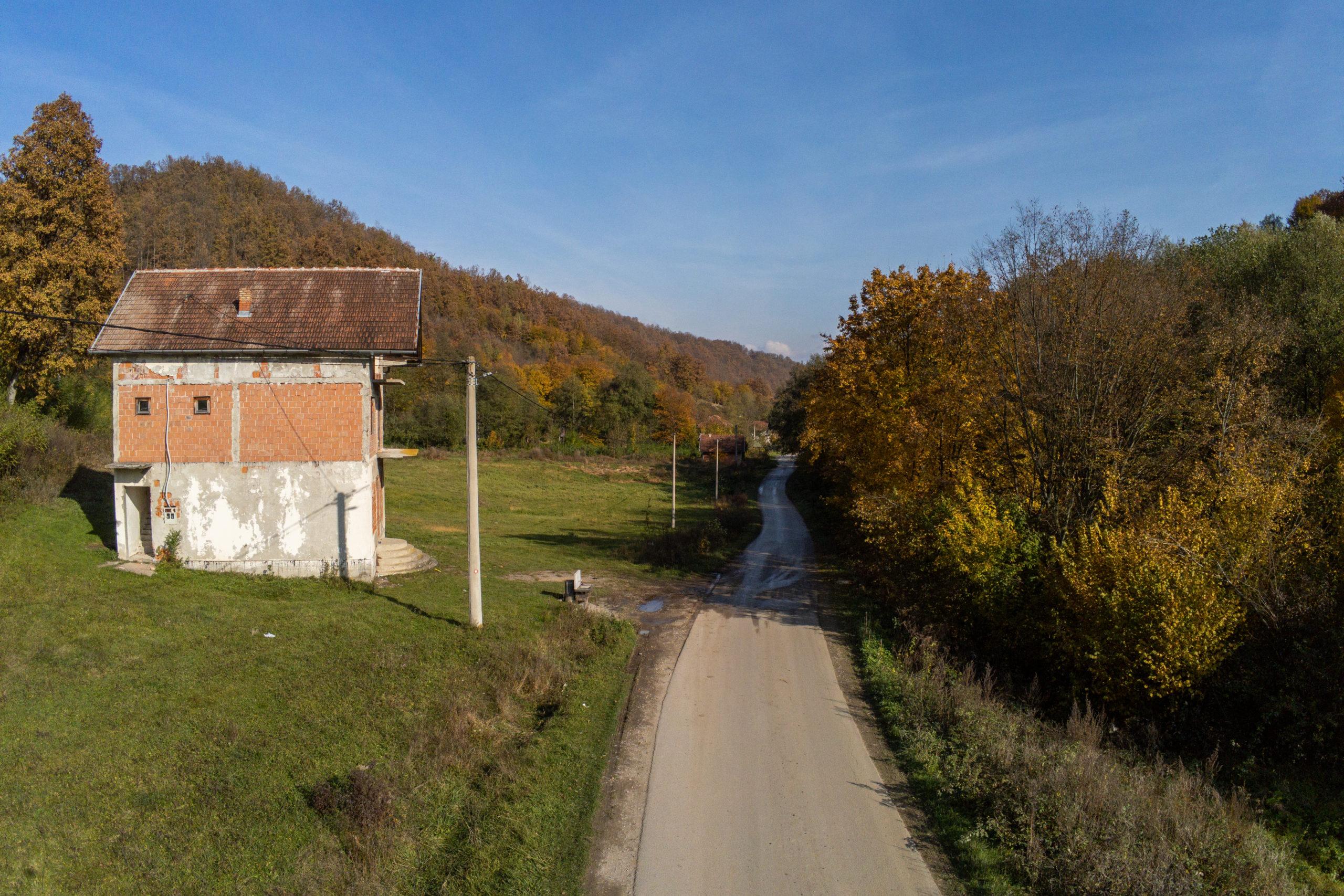 Cancari Road 6 - Drone