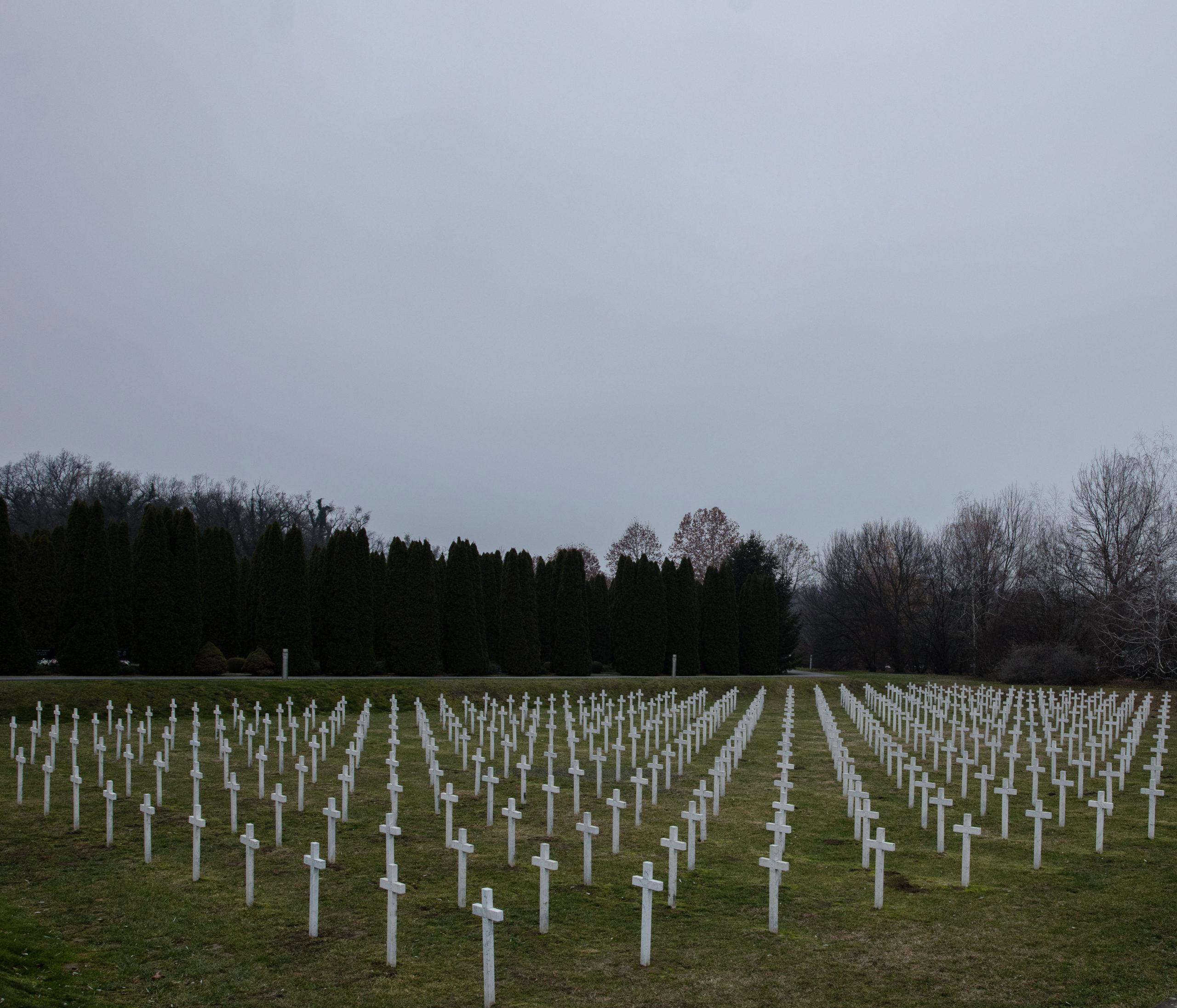 Vukovar New Cemetery