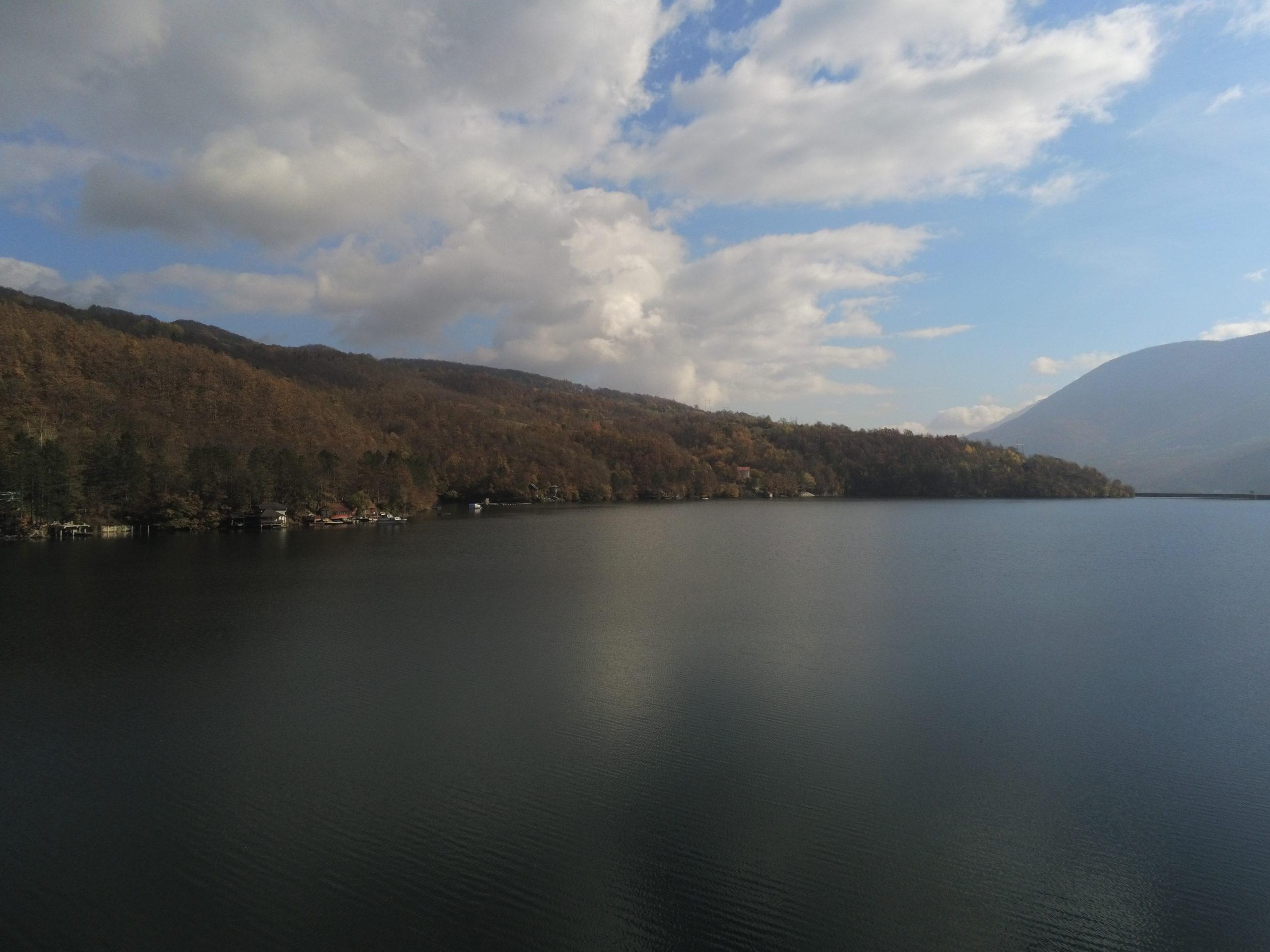 Lake Perucac - Drone
