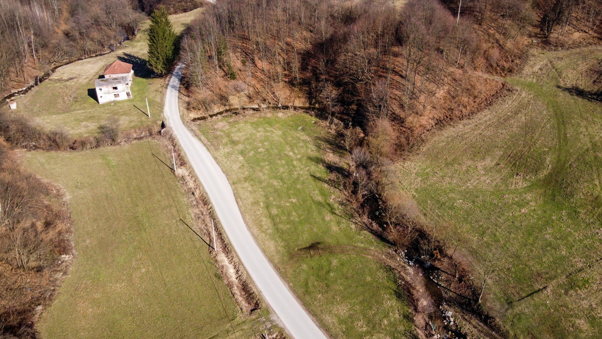 Cancari Road 8 - Drone