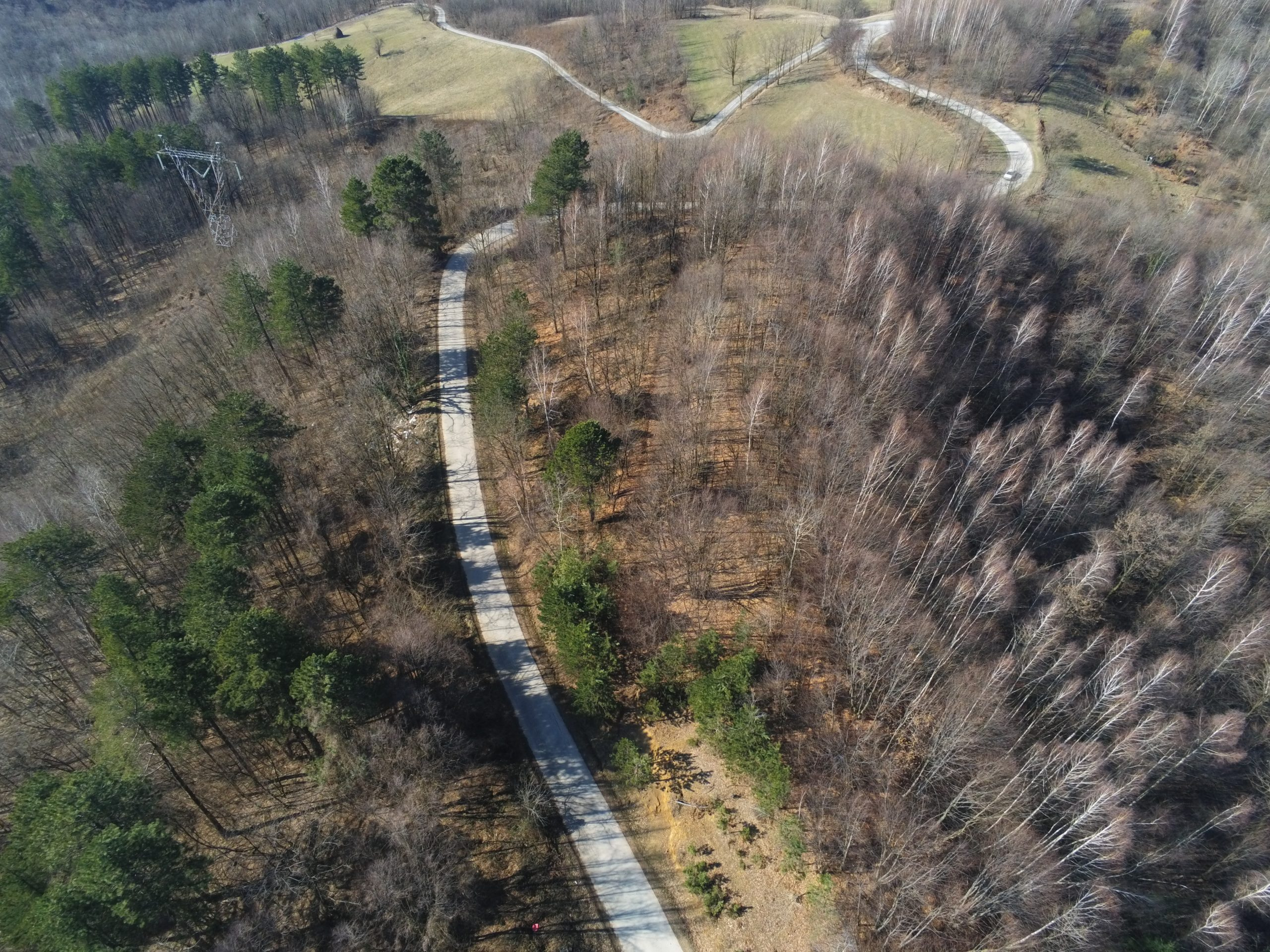 Hodzici Road 3 - Drone