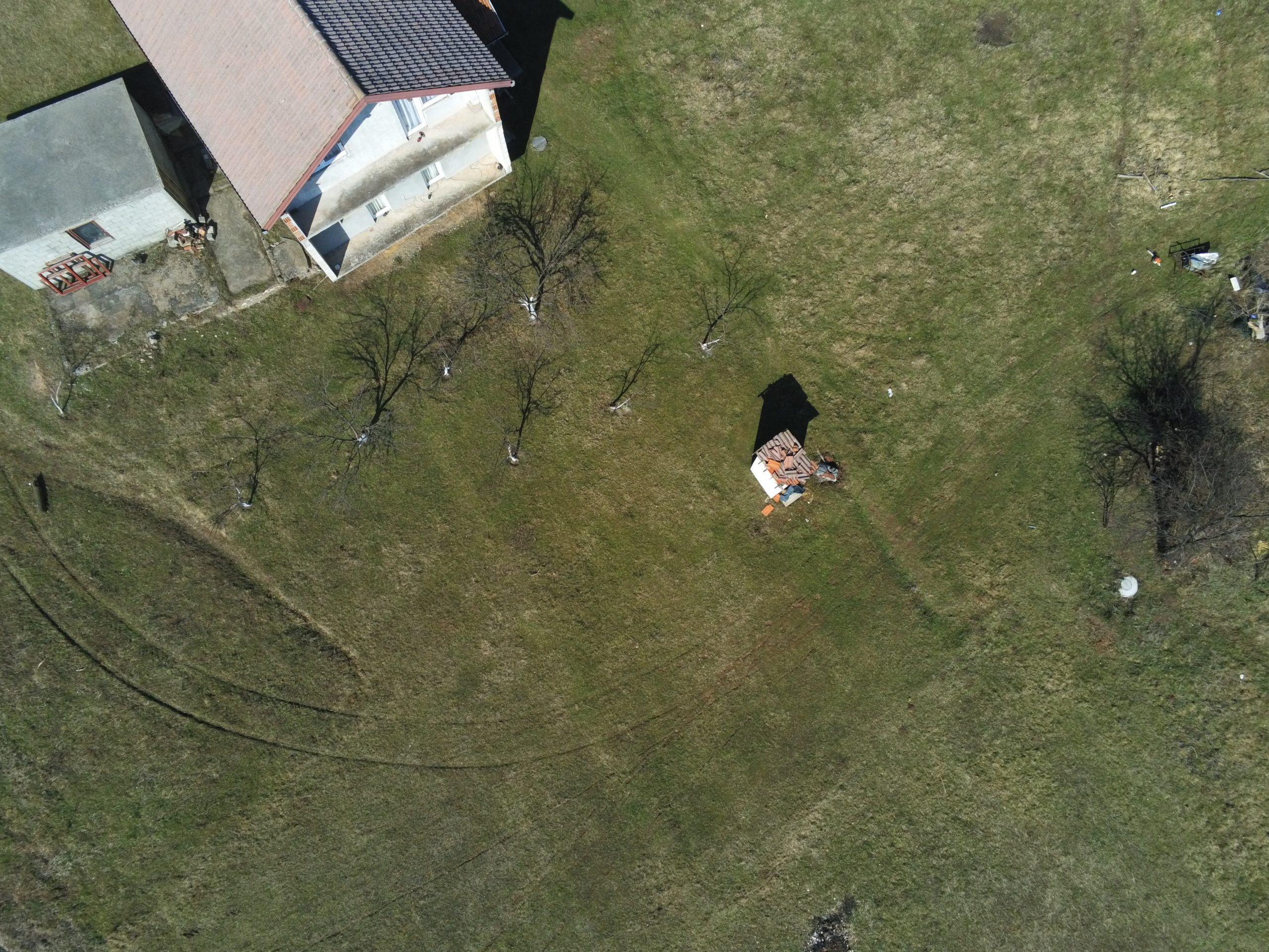 Hodzici Road 4 - Drone
